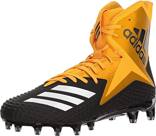 adidas Men's Freak X Carbon Mid Football Shoe, core...