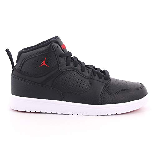 Jordan Access (PS) Zapatillas Deportivas Negro/Gym Red-White AV7942 001 Negro Size: 30 EU