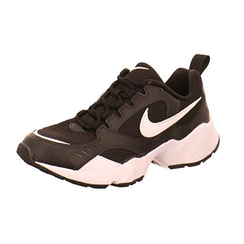Nike Herren Air Heights Traillaufschuhe, Schwarz (Black/White 3), 43 EU