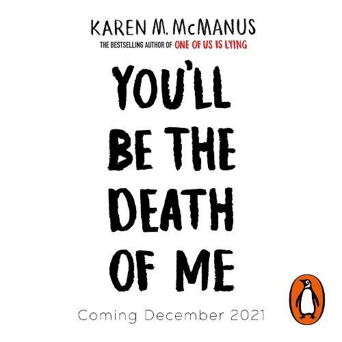 You'll Be the Death of Me cover art