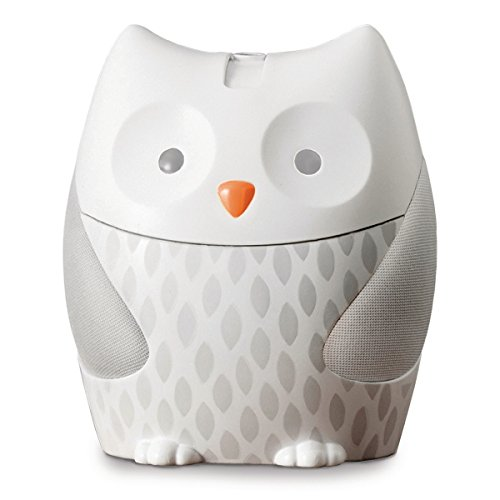 Skip Hop Moonlight and Melodies Nightlight Projector Soother, Owl