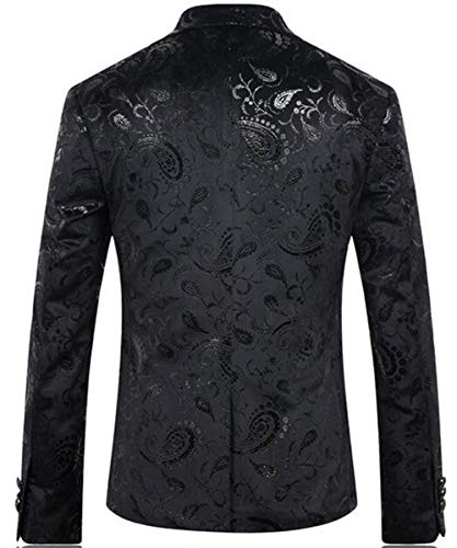 Beninos Men's Casual Suit Blazer Jackets Lightweight Sports Coats One Button