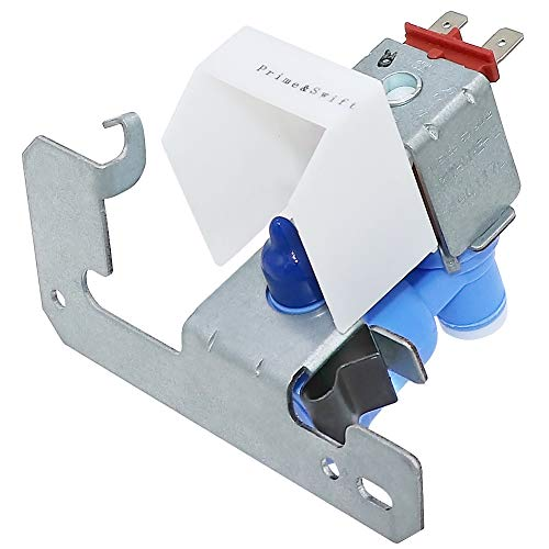 Primeswift WR57X10033 Refrigerator Ice Maker Water Valve with Guard