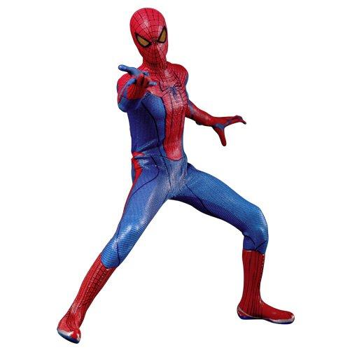 Hot Toys - The Amazing Spider-Man figurine Movie Masterpiece 1/6 Spider-Man