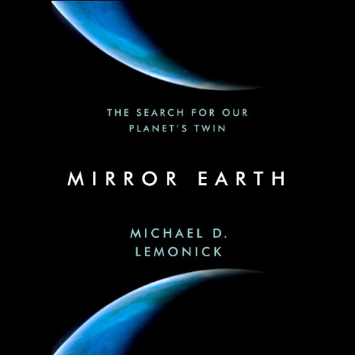 Mirror Earth audiobook cover art