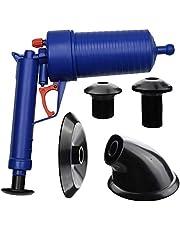回転式10m パイプ クリーナー ワイヤー 詰まり取り お風呂 トイレ 洗面所 排水口 下水 修理 解消 (10m) (塑料1)