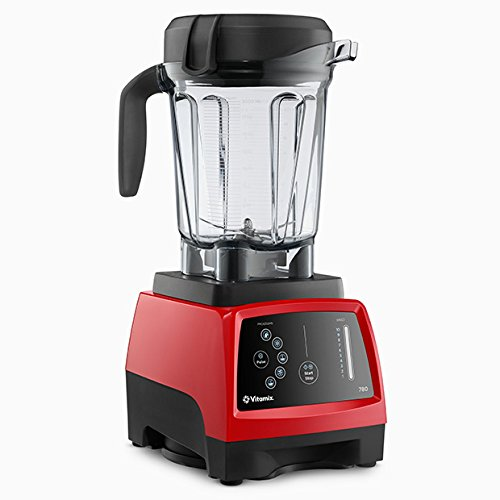Vitamix 780 (RED) NEWEST MODEL!!!