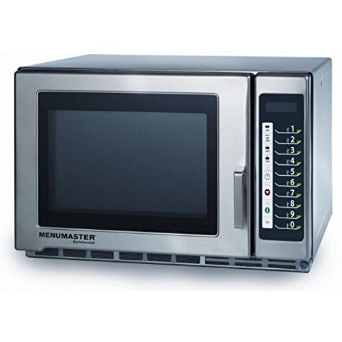 menumaster rfs518ts kommerzielleres Mikrowelle, 1800W