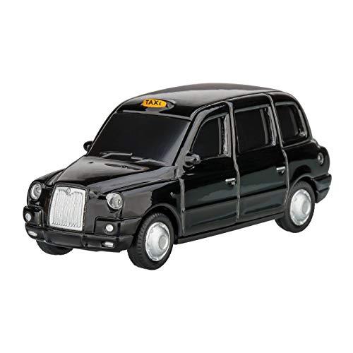 REFLECTS USB-Speicherstick London Taxi TX4 1:72 Black 16GB