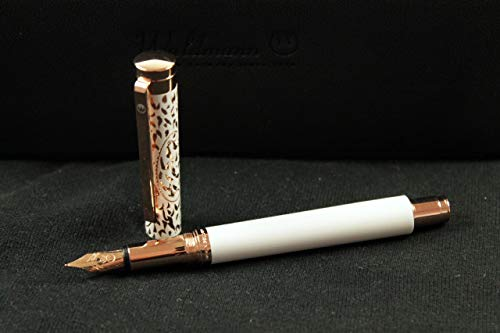 Waldmann Xetra Vienna Lady Füller 925 Sterling-Silber Rose-Gold Neu