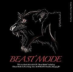 a flood of circle「Beast Mode」のCDジャケット