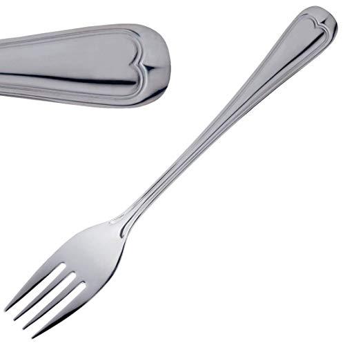 Amefa DM232 Elegance Lot de 12 fourchettes de table