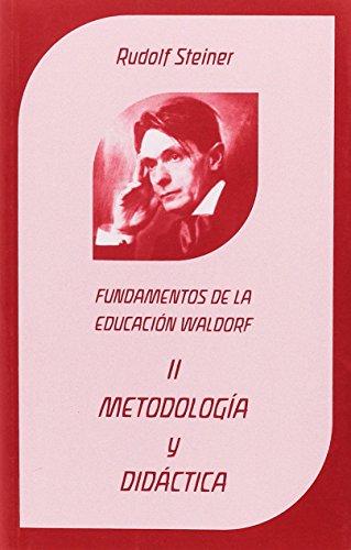 METODOLOGÍA Y DIDÁCTICA
