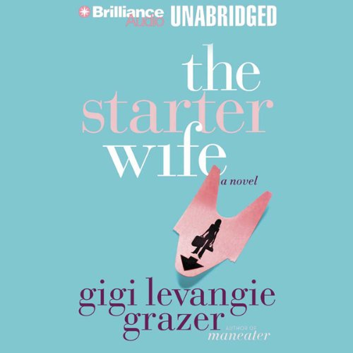 The Starter Wife audiobook cover art