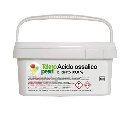 ACIDO OSSALICO IN POLVERE - PURE OXALIC ACID (2.7 kg)