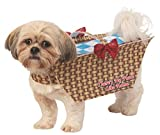Rubie's Wizard of oz Toto Basket Pet Costume, Small