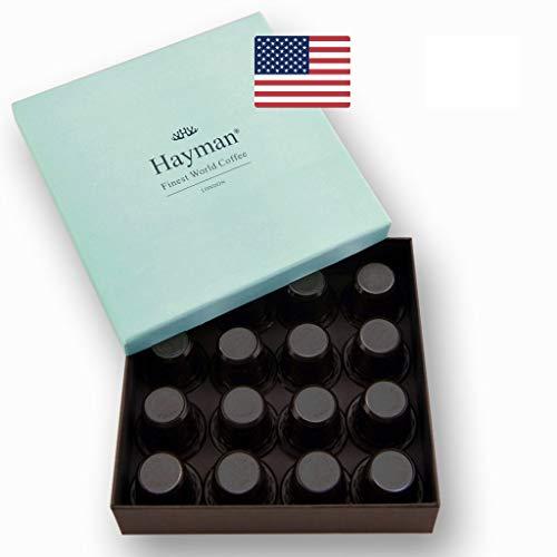 100% Kona Kaffee aus Hawaii - Frisch geröstet und in Kapseln, die mit Nespresso®* Original Line-Maschinen kompatibel sind - Elegante Schachtel mit 16 Kaffeekapseln