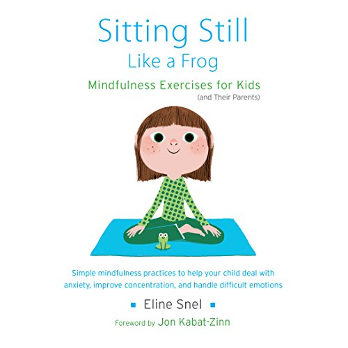Sitting Still Like a Frog audiobook cover art