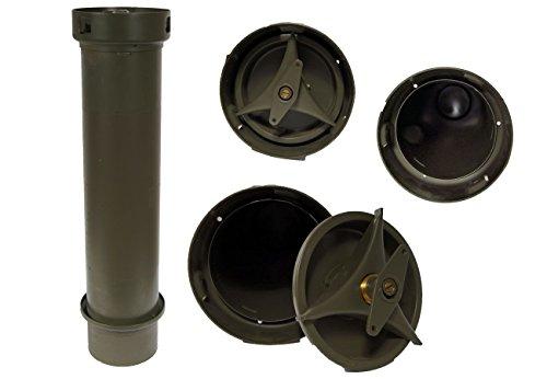Unbekannt Bundeswehr Munitionsbox DM42 gebraucht 83 x 20,5 Werkzeugkiste Metallkiste Metallbox