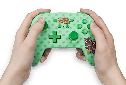 PowerA Enhanced Wireless Controller For Nintendo Switch - Timmy & Tommy Nook (Nintendo Switch)