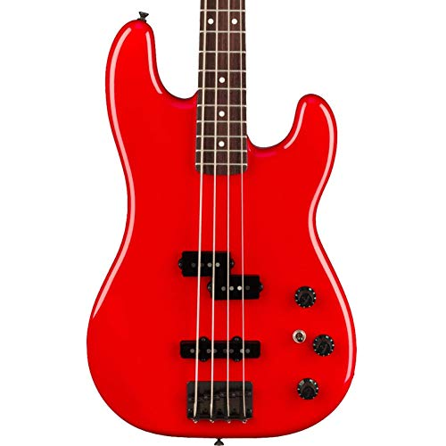 Fender Boxer Series PJ Bass, Torino Red
