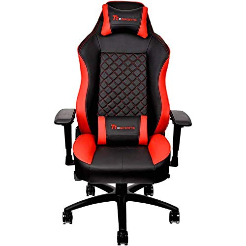 Thermaltake Tt eSPORTS Gaming Chair, Red