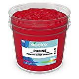 Screen Print Direct Non Phthalate Formula for Fabric Textiles Water Based Discharge Ink for Screen Printing Rubine Red Pint - 16 oz.