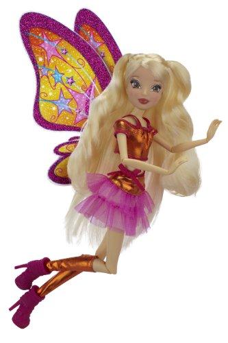 Winx 11.5' Deluxe Fashion Doll Believix - Stella