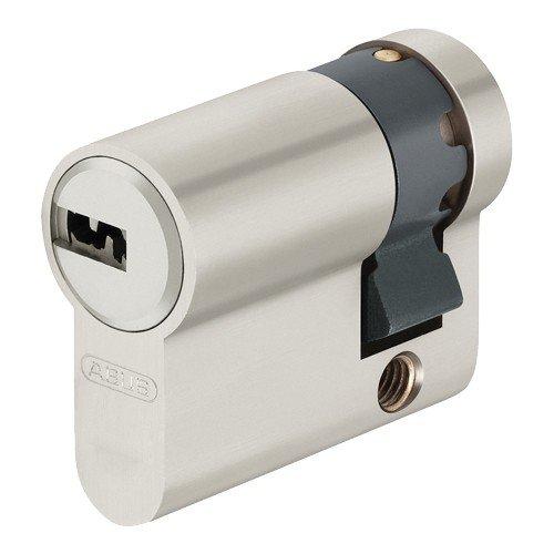 Abus EC550NP Halbzylinder EC550 NP, Lg 30/10mm m.3 Schlüssel, Wendeschlüssel