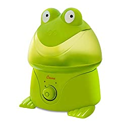 Best Cool Mist Humidifier For Baby - Crane Frog