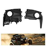 KIWI MASTER Front Dash Speaker Panels Compatible for 2017-2021 Can Am Maverick X3 Accessories