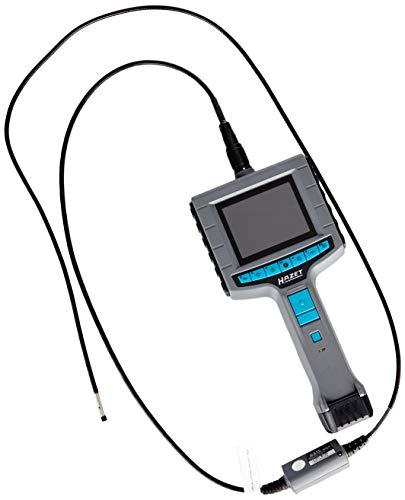 Hazet 4812-10/4S Video-Endoskop mit 4,9mm Durchmesser Umschalt-Sonde, 4-teilig