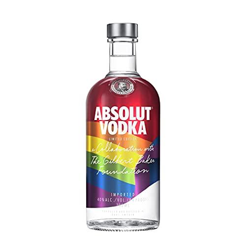 Absolut Vodka Rainbow Edition - 700 ml, surtido: botellas aleatorias
