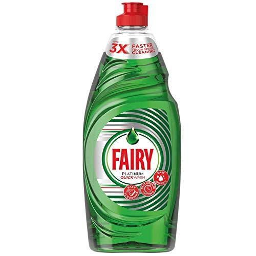 Fairy Platinum Original - Líquido de lavado (625 ml)