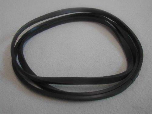 Hotpoint Indesit Joint d'étanchéité pour tambour de lave-linge Compatible avec CREDA , GENERAL ELECTRIC WWH9809FWW, WWH0809FWW, WWH7709FWW,WWH8709FWW, WWH9
