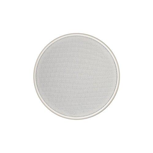 WHD 2wege HiFi Einbaulautsprecher 166mm rund, 8 Ohm, Weiß
