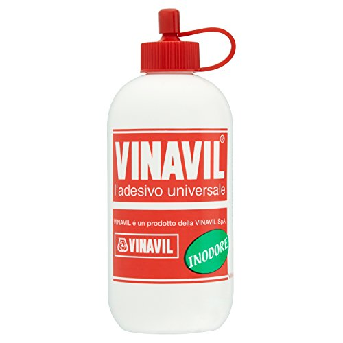 Vinavil 10830 Universale GR.100 Pz3, Bianco, Set di 3 Pezzi
