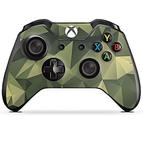 DeinDesign Skin kompatibel mit Microsoft Xbox One Controller Folie Sticker Camouflage Tarnmuster Bundeswehr