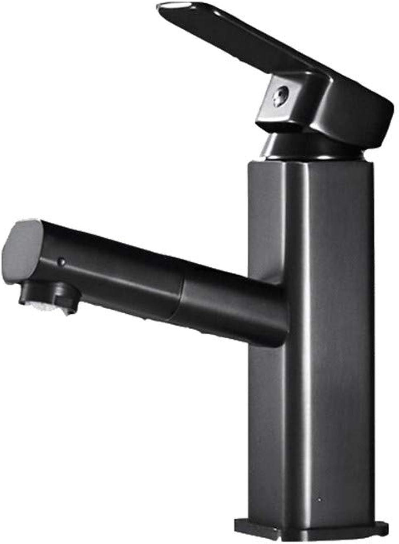 Ldoons Küche Bad Waschbecken Wasserhahn Hei Und Kalt Zeichnung Kupfer Einzigen Handgriff Wasserhahn C1
