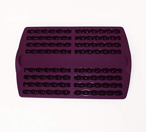 TW Tupperware - Molde de silicona con forma de barra, color lila