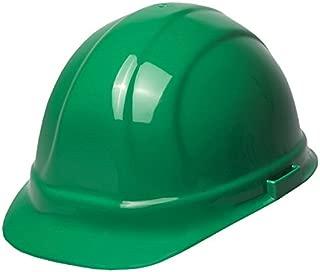 ERB 19958 Omega II Cap Style Hard Hat with Mega Ratchet, Green