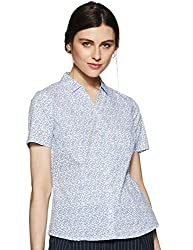 Annabelle By Pantaloons Womens Floral Regular fit Shirt