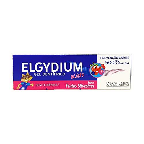 Elgydium Kids Gel Toothpaste Wild Berries 50ml