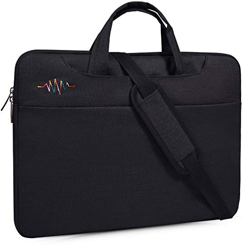 """15.6 Inch Laptop Sleeve Case for Acer Aspire 5/Acer Aspire E 15/Predator Helios 300, Asus VivoBook 15.6/ASUS TUF Gaming 15.6"""", HP Pavilion X360/ Envy X360 15.6"""", Dell, LG MSI and Most 15.6 inch Laptop"""