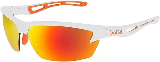 Bolle 12510 Bolt Matte Cool Grey Sunglasses, Fire
