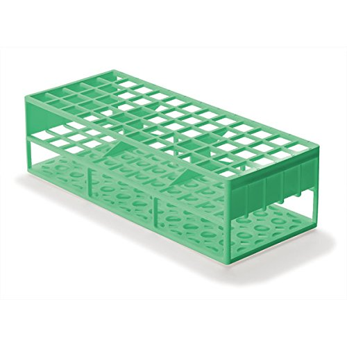 Complete Free Shipping Laboratory Test Tube Racks Tubes 17mm New life for Green