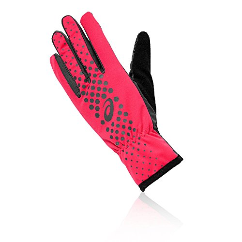Asics Winter Performance Gloves Cosmo Pink L