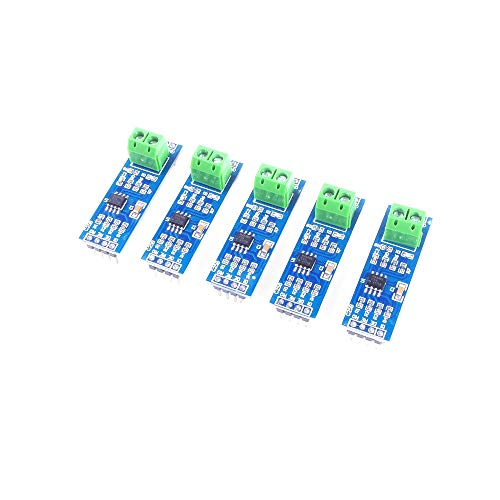 ANGEEK MAX485 Module RS-485 TTL to RS485 Converter Module for arduino DIY Kit (5 pcs)