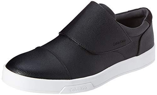 Calvin Klein Men's Beacon Tumbled Microsuede Black - 10.5M