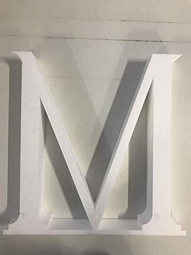Lettere E Numeri in POLISTIROLO (h 50 cm) (M)